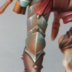 Painting NMM armour - an illustrated guide. Painting Tips, Figure Painting, Painting Techniques, Painting Tutorials, Minis, Warhammer Paint, Warhammer Figures, Warhammer Aos, Warhammer 40k Miniatures