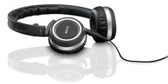 My headphones. Sounds good!  AKG K 450