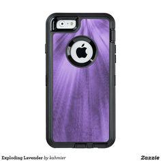 Exploding Lavender O