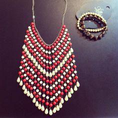 Necklace #NousSommesBelle