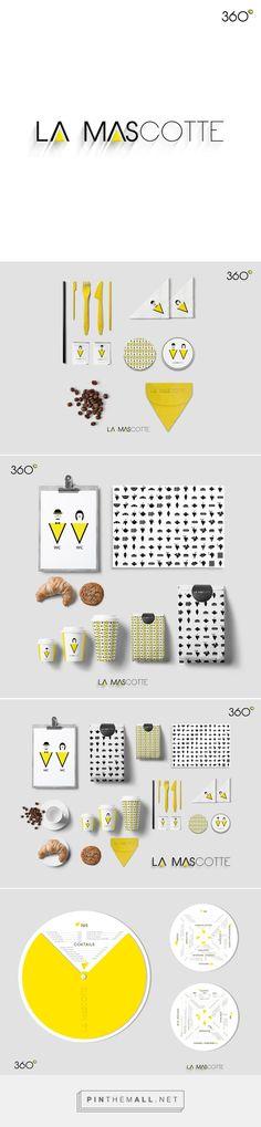 La mascotte identity on Behance | Fivestar Branding – Design and Branding Agency & Inspiration Gallery