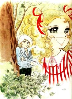 Yumiko Igarashi, Candy Candy, Candice White Ardlay, Archie Cornwell