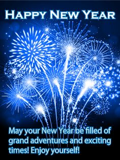 Happy New Year Captions 2019, Happy New Year Quotes, Sayings ...