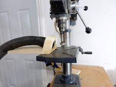 Vacuum Hose Holder....Quickest Setup