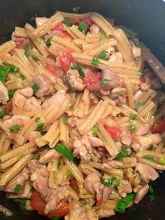 Easy 30 Minute Dinner: Chicken Pasta