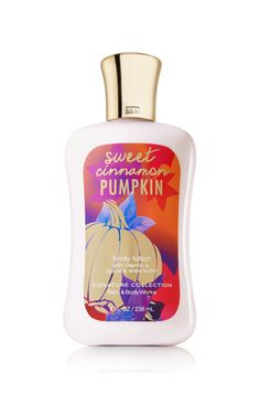 af3cdd987533a Sweet Cinnamon Pumpkin Body Lotion - Signature Collection - Bath  amp  Body  Works.