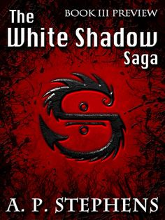"New cover art by yours truly, this time for @A.p. Stephens upcoming preview release for his ""The White Shadow Saga: Book III"""