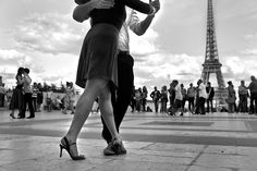 Bailar en París