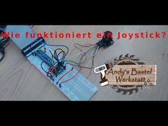 Der Joystick wie funktioniert sowas? - YouTube Kit, Youtube, Convenience Store, Packing, Crafting, Work Shop Garage, Convinience Store, Bag Packaging, Youtubers