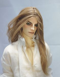 Elf bjd doll 51cm-bjd-dark-elf-in-peach-or-white-skin