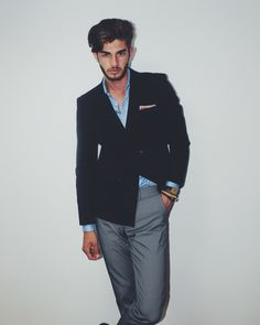 Nothing left to Say  #men #hairstyle #suit #sexi