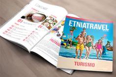 Etnia Travel Magazine Ya tenemos lista nuestra Revista Digital Etnia Travel Magazine, un espacio creado para la información turística, promocion y difución del acontecer del sector productivo de viajes, ocio, recreación y esparcimiento, le invitamos a verlo en línea o si es de su gusto descargarlo a su computadora personal o tableta.