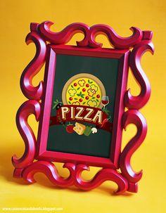 DSC_0372 Mini Cones, Pizza Chef, Picnic, Bbq, Table Lamp, Clip Art, Frame, Home Decor, Birthday Party Ideas