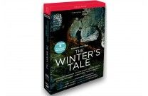 The Winter's Tale Special Edition DVD (The Royal Ballet) 2014