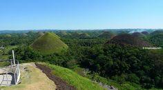 Bohol's Chocolate Hills Chocolate Hills, Bohol, Philippines, Vineyard, Country Roads, Outdoor, Outdoors, Vine Yard, Vineyard Vines