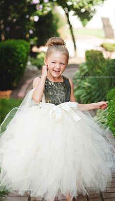 7f681e467 Adorable toddler/little girl fancy camo dress - would be GORGEOUS as a flower  girl