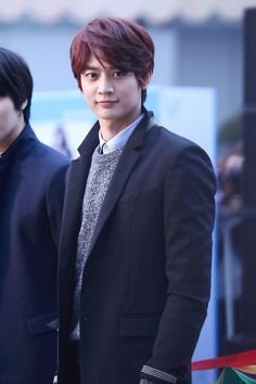 Minho ... hehe see you there Taemin~ 2MIN ♡