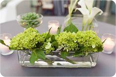 decoracao verde