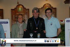 Il Super Campione Tomas #Skuravy vincitore Over 40 del Gavi #Footgolf Challenge