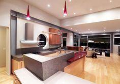 Modern kitchen.. beautiful!