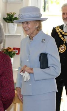 Princess Alexandra, July 28, 2015