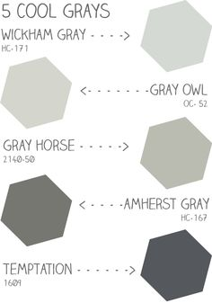 Grey Paint Samples For The Nursery. Painting Tips, House Painting, Wall Colors, House Colors, Paint Colors For Home, Paint Colours, Paint Color Schemes, Paint Samples, Color Palate