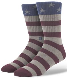 Stance The Fourth Socks - Men's Accessories | Buckle