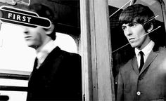 the most amazing gifs | gif beauty cute wonderful the beatles amazing nice george harrison aww ...