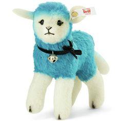 シュタイフ【2015年新作予約】 羊のキャンディ 14cm EAN021626 【送料無料】