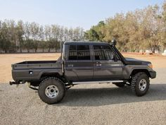 Photo: Uploaded from the Photobucket iPad App. This Photo was uploaded by boozewz Land Cruiser Pick Up, Fj Cruiser, Toyota Land Cruiser, Toyota Lc, Toyota Trucks, Toyota Hilux, Landcruiser Ute, Landcruiser 79 Series, My Dream Car