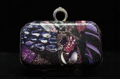 one of a kind , elegant ,out wear clutch
