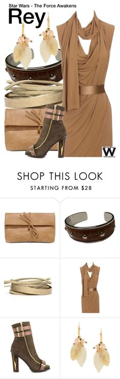 """""""Star Wars - The Force Awakens"""" by wearwhatyouwatch ❤ liked on Polyvore featuring LULUS, Tod's, Alexander McQueen, Luichiny, Marni, wearwhatyouwatch and film"""