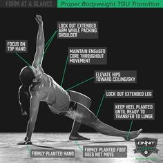 Form at a Glance: The Bodyweight Turkish Get Up