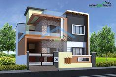 Ideas House Facade Modern Floor Plans For 2020 Modern Floor Plans, Home Design Floor Plans, Modern House Plans, Bungalow House Design, House Front Design, Modern Small House Design, Architectural House Plans, Latest House Designs, 3d Home