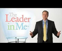 The Leader in Me - School Transformation Model