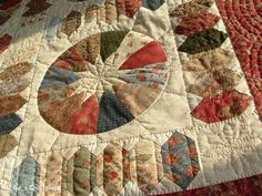 A glimpse inside the life of a designer of patchwork and quilting fabrics & patterns.