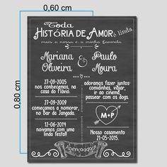 Chalkboards - Coleção de My Print Design - Wedding ( Art Quotes, Chalkboard Quotes, Print Design, Wedding, Mall Stores, Love Story, Weddings, Scrappy Quilts, Craft