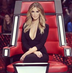 When she killed it each and every week on The Voice.