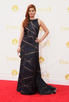 Emmy Dresses 2014: See Every Red Carpet Dress Of The Night #Emmys2014 #RedCarpet