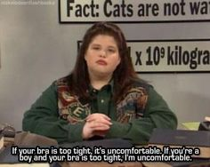 Vital information for your everyday life! Hahaha I loved this show, and this was one of my favorite skits.