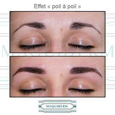 DERMOBLADING MAQUIDERM Permanent Makeup, Hair, Eyebrows, Eyes