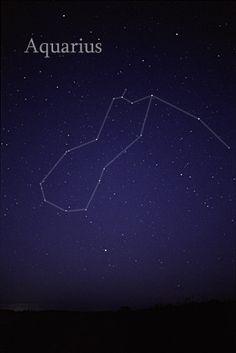 The stars of Aquariu