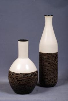 grandes diseños para un pequeño hogar: jarrones delicados