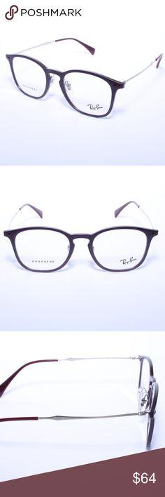 59821eeda89 Ray-ban rb 8954 8031 violet frames eyeglasses