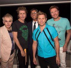 """""""Extraordinary World"""": il concerto dei Duran Duran organizzato da Ferretti Group in collaborazione con lo Yacht Club De Monaco pic by Enrico Sgarbi"""