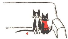 Jenny and the Cat Club-written and illustrated by Esther Averill