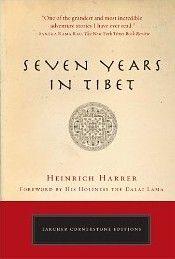 Seven Years in Tibet by Heinrich Harrer    http://www.goodreads.com/book/show/270032.Seven_Years_in_Tibet