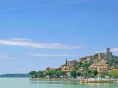 Passignano - Lake Trasimeno Where to go. (near Montalpulciano)