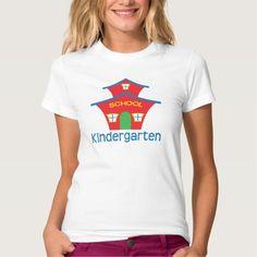 Kindergarten Teacher Gift Idea T Shirt, Hoodie Sweatshirt