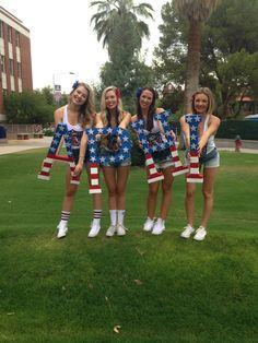 Bid day. Alpha Phi. Sorority. Sister Pics, Sister Pictures, Be Alpha, I Love America, University Of Arizona, Sigma Kappa, Bid Day, White Converse, Ivy League